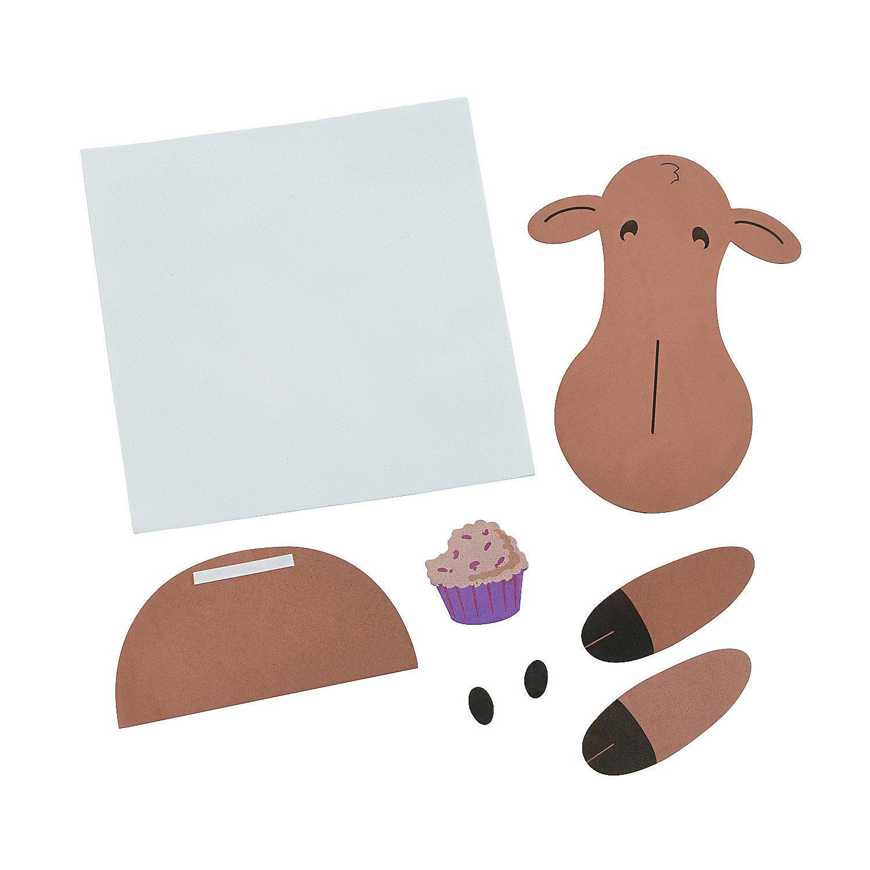 Moose Antler Crafts For Preschoolers