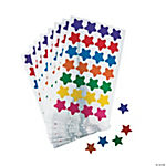 Basic Star Stickers