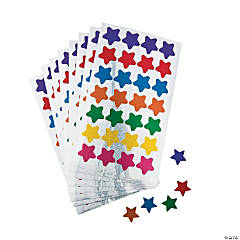 Paper Basic Star Stickers