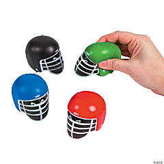 Football Helmet Stress Toys