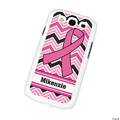 Personalized Breast Cancer Awareness Samsung® 3 Case