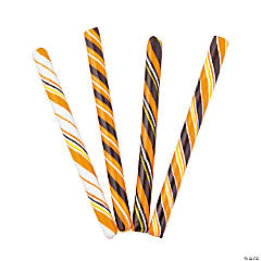 Halloween Candy Sticks