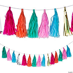 Bright Balloon Tassel