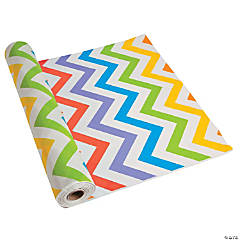 Chevron Tablecloth Roll
