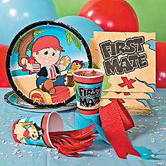 1st Mate Party Supplies
