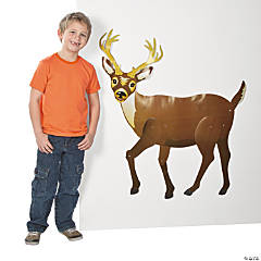 Big Buck Jointed Cutout