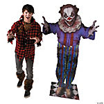 Big Top Terror Scary Clown Stand-Up