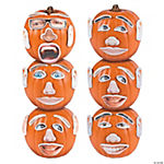 Realistic Pumpkin Decorating Craft Kit