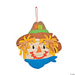 Craft Stick Scarecrow Banner Craft Kit