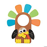 Turkey Doorknob Hanger Craft Kit
