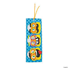 Funny Face Candy Corn Bookmark Craft Kit