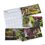 2015 - 2016 English Garden Pocket Planners