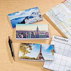 2015-2016 Around the World Pocket Planners