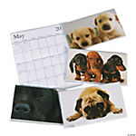 2015 - 2016 Puppies Pocket Planners