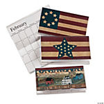 2015 - 2016 Americana Pocket Planners