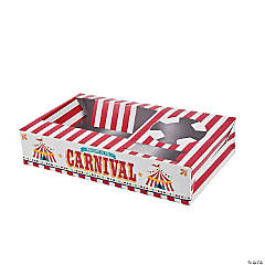 Carnival Snack Trays