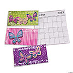 2015-2016 Social Butterfly Pocket Planners
