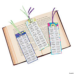 2015 Everyday Calendar Bookmarks