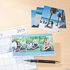 Custom Photo Pocket Planner