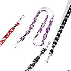 Skull & Crossbones Lanyards