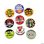 Halloween Mini Buttons