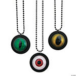 Spooky Eyeball Necklace Assortment