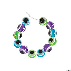 Monster Eyeball Bracelets