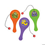 Mini Monster Paddleball Games