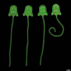 Glow-in-the-Dark Sticky Ghosts