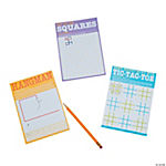 Game Notepads