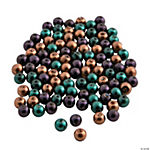 Fall Pearl Bead Assortment - 4mm