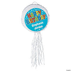 Happy Birthday Personalized Piñata