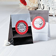 Wedding Mini Treat Bags Idea