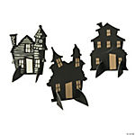 Haunted House Glow-in-the-Dark Magic Color Scratch Stand-Ups