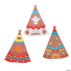 Teepee Sand Art Sets