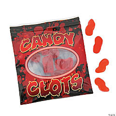 Blood Clots Candy Fun Packs