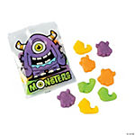 Monster Gummy Fun Packs