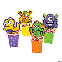 Monster Candy Buckets