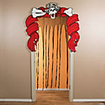 Ragged Ship Door Curtain