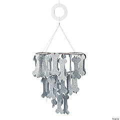 Skeleton Bones Chandelier