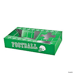 Football Snack Trays