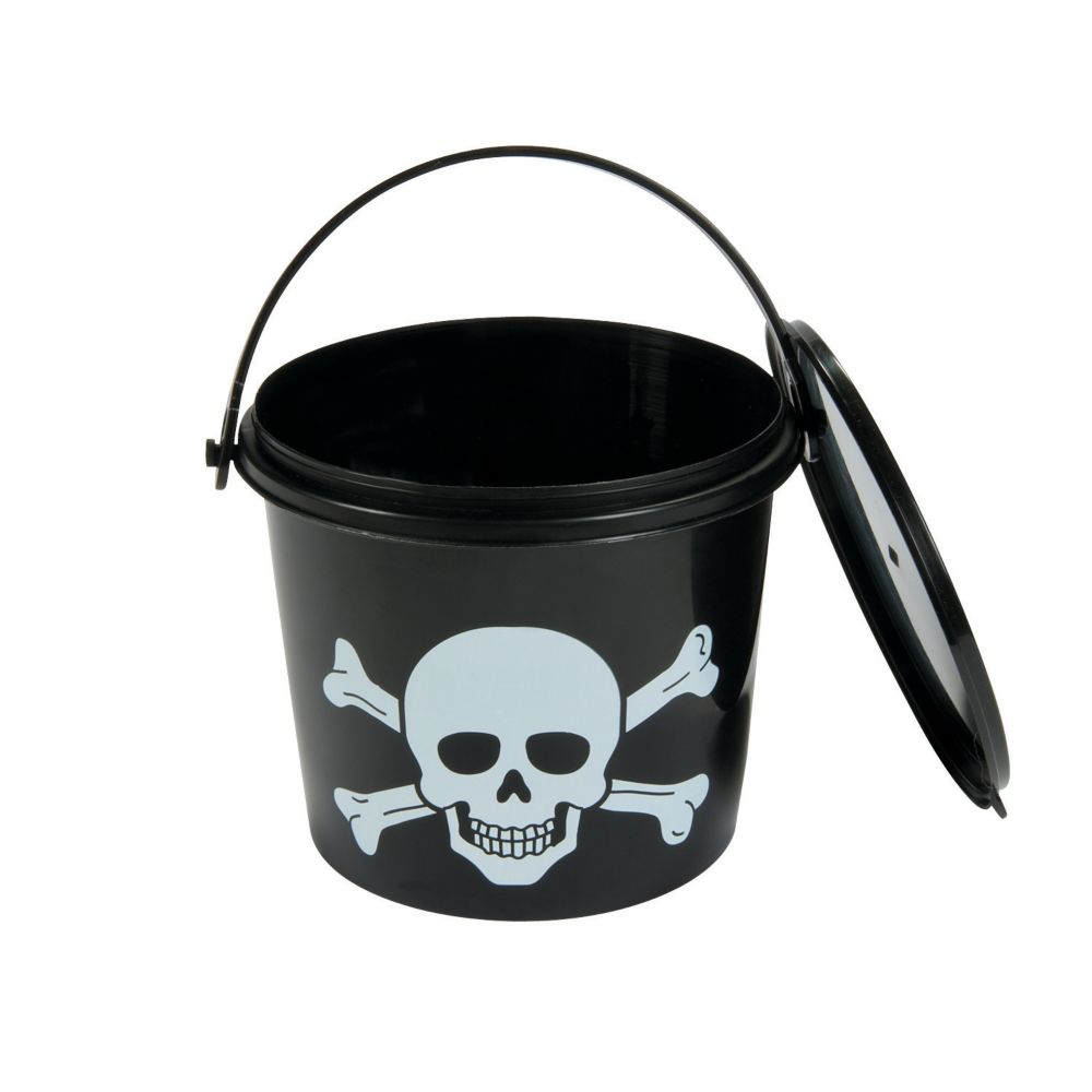 Pirate Pails - Party Bags & Containers & Favor Containers