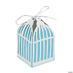 Birdcage Favor Boxes