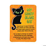Legend of the Black Cat Pin & Card Sets