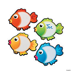 Fish Dry Erase Magnets