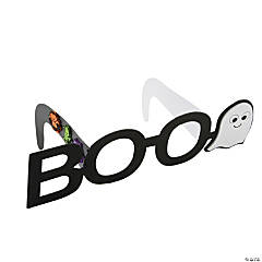 Boo Glasses Craft Kit