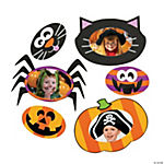 Halloween Magnetic Picture Frames