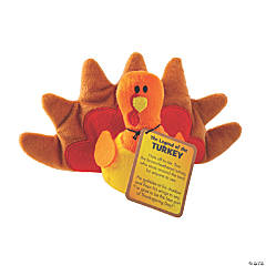 Plush Legend of the Turkeys