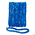 School Spirit Blue Leis