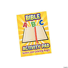 Bible A-Z Activity Books